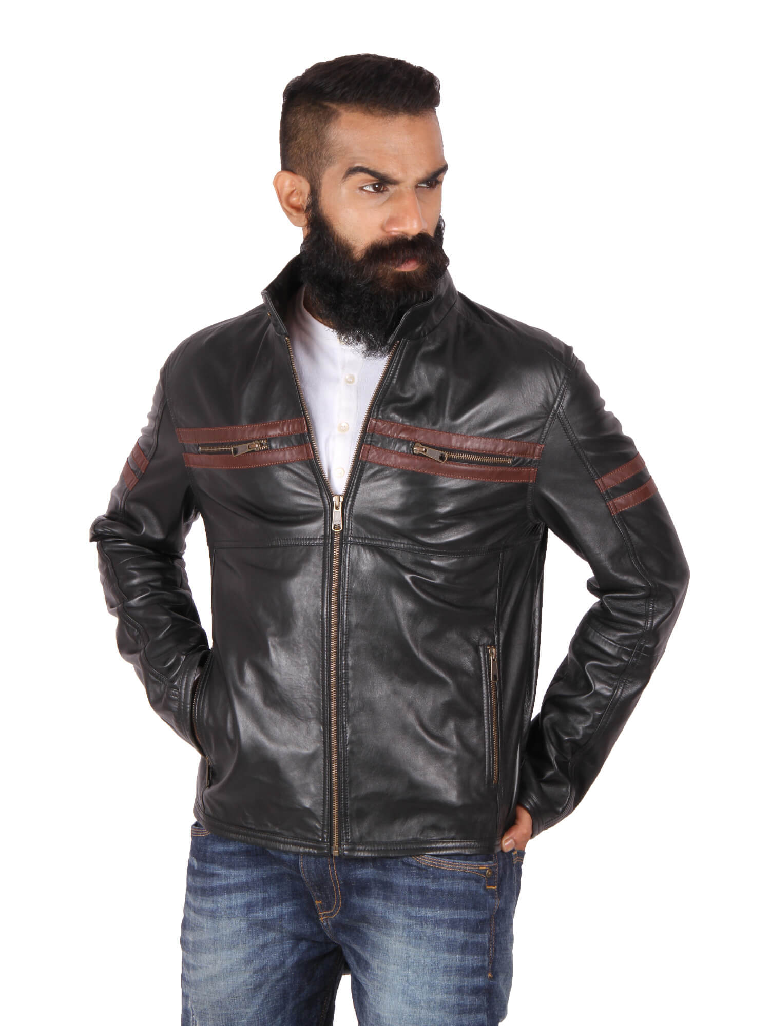 made jacket apparel rugged union rug img winners usa in leather est reed