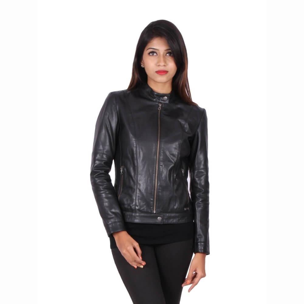 Theo Amp Ash Buy Classic Zipper Jacket For Women Online