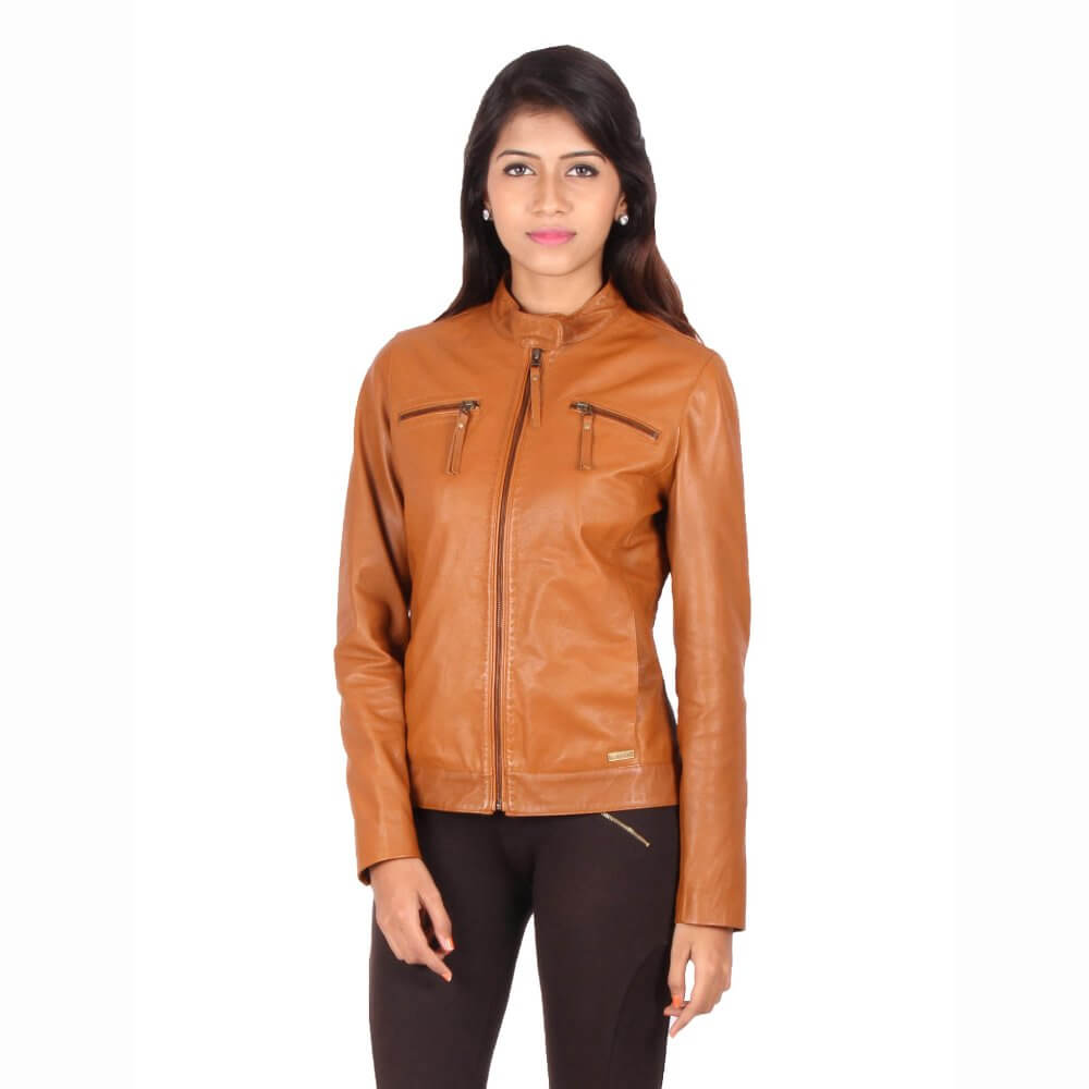 Theo Amp Ash Buy Women S Leather Jacket Online