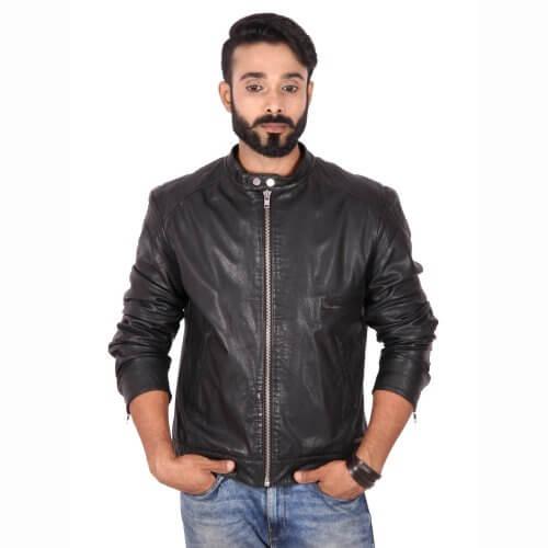 Classic Motorcycle Jacket