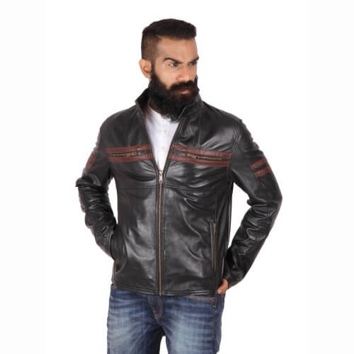 Stylish Motorcycle Jacket