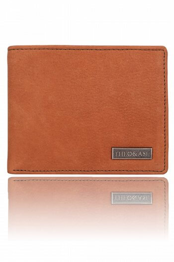 Nude Classic Leather Wallet