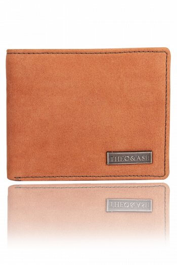 Nude Slim Leather Wallet