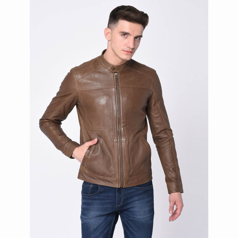 Theo Ash - Buy men s leather jackets online  bd640c3c66f9
