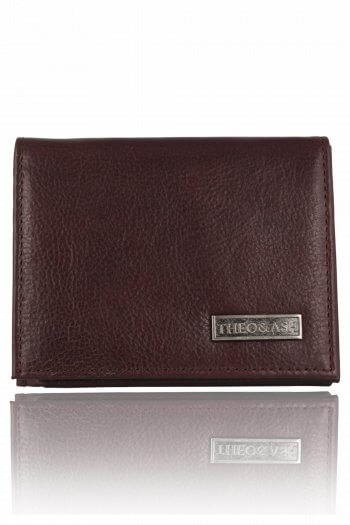 Multi-card Slim Leather Wallet