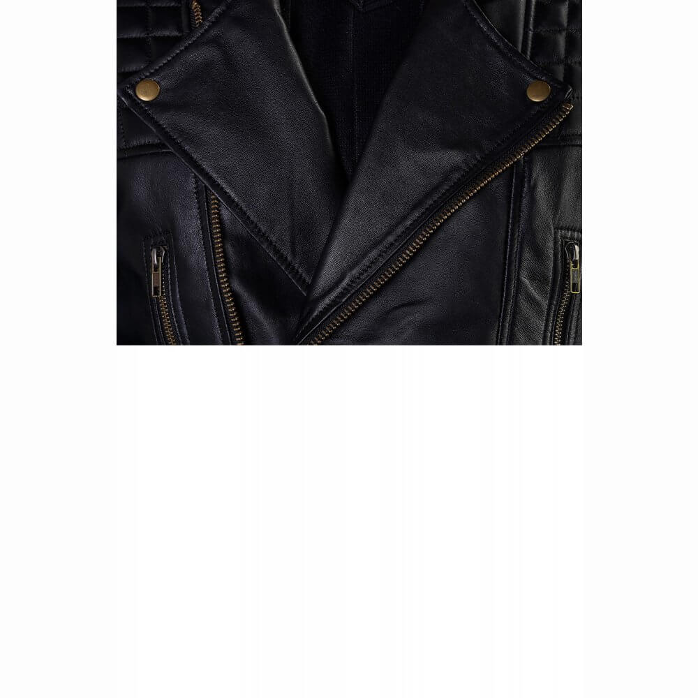 Theo Amp Ash Buy Men S Leather Jackets Online Quilted