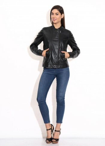 Theo&Ash - Buy genuine leather jackets online, designer leather ...