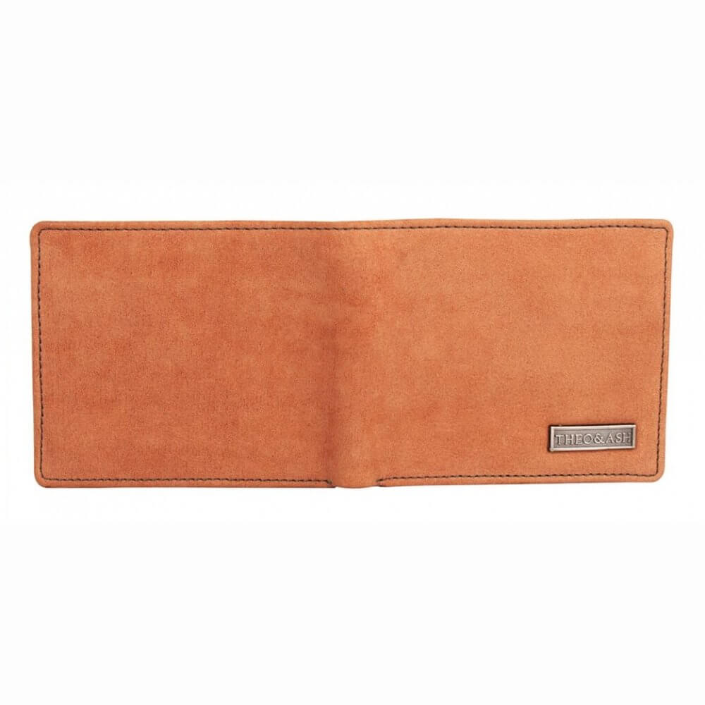 Theo Amp Ash Buy Nude Tan Colour Slim Leather Wallet For Men