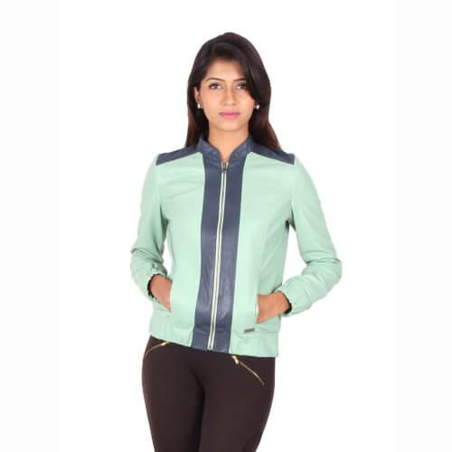 Theo Amp Ash Buy Bomber Jacket For Women Online Green