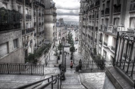Paris - Mont Matre